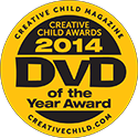 Creative Child Magazine DVD of the Year Award