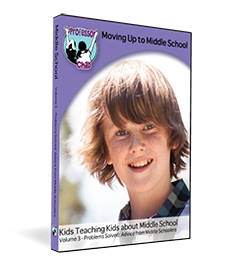 cMoving Up to Middle School Film & Workbook Vol. 3